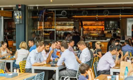 Labour Day Dining at All Hands