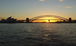 St Patrick's Day Sailing with Sail Australia