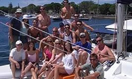 Labour Day Cruises with Sydney Harbour Escapes