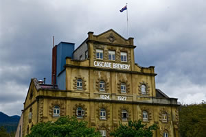 Visit the old Cascade Brewery on Labour Day in Hobart
